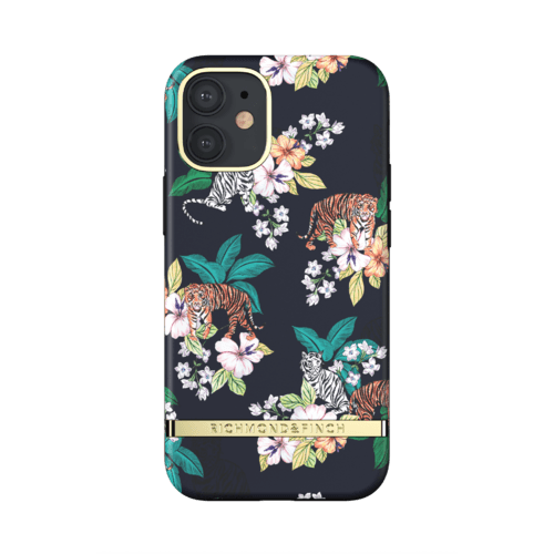 Richmond & Finch Floral Tiger iPhone 12 Mini iPhone 12 mini Mehrfarbig