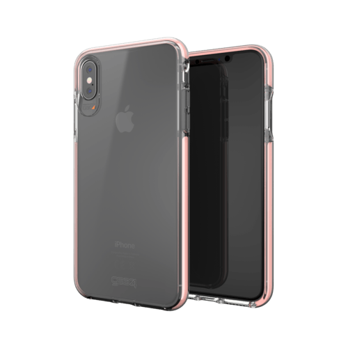 Gear4 Piccadilly iPhone XS Max Rose Gold Colored