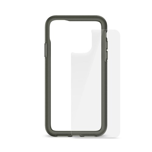 Artwizz Bumper + SecondBack iPhone 11 Schwarz