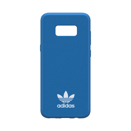 adidas Moulded Case Galaxy S8+ Blau