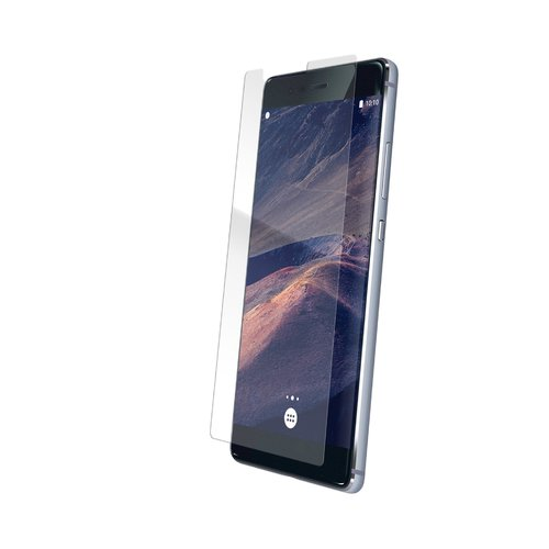 STRAX Glass Case-Fit P9 Plus Clear