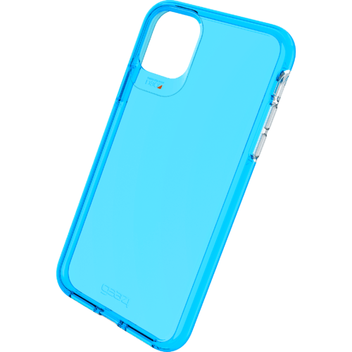 Gear4 Crystal Palace Neon iPhone 11 Pro Max Blau