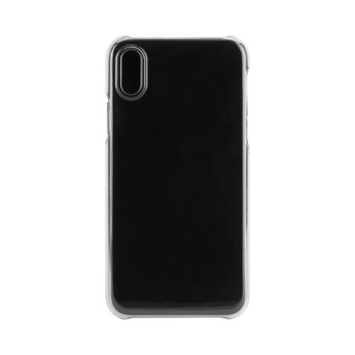STRAX iPlate Glossy iPhone X iPhone XS Transparent