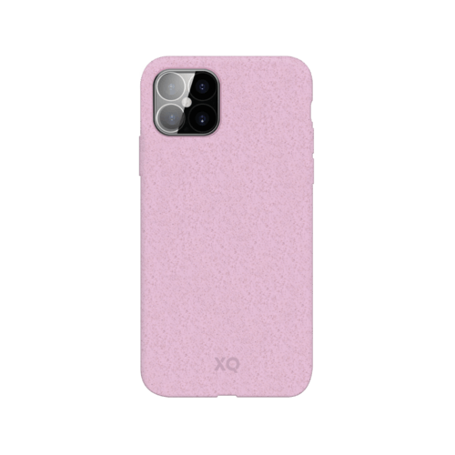 STRAX Eco Flex Anti Bac iPhone 12 iPhone 12 / 12 Pro Pink