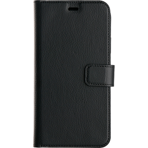 Xqisit Slim Wallet Selection Apple iPhone 11 Pro Max Schwarz