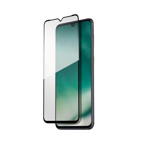 STRAX Tough Glass CF curved MI 9 Lite Transparent