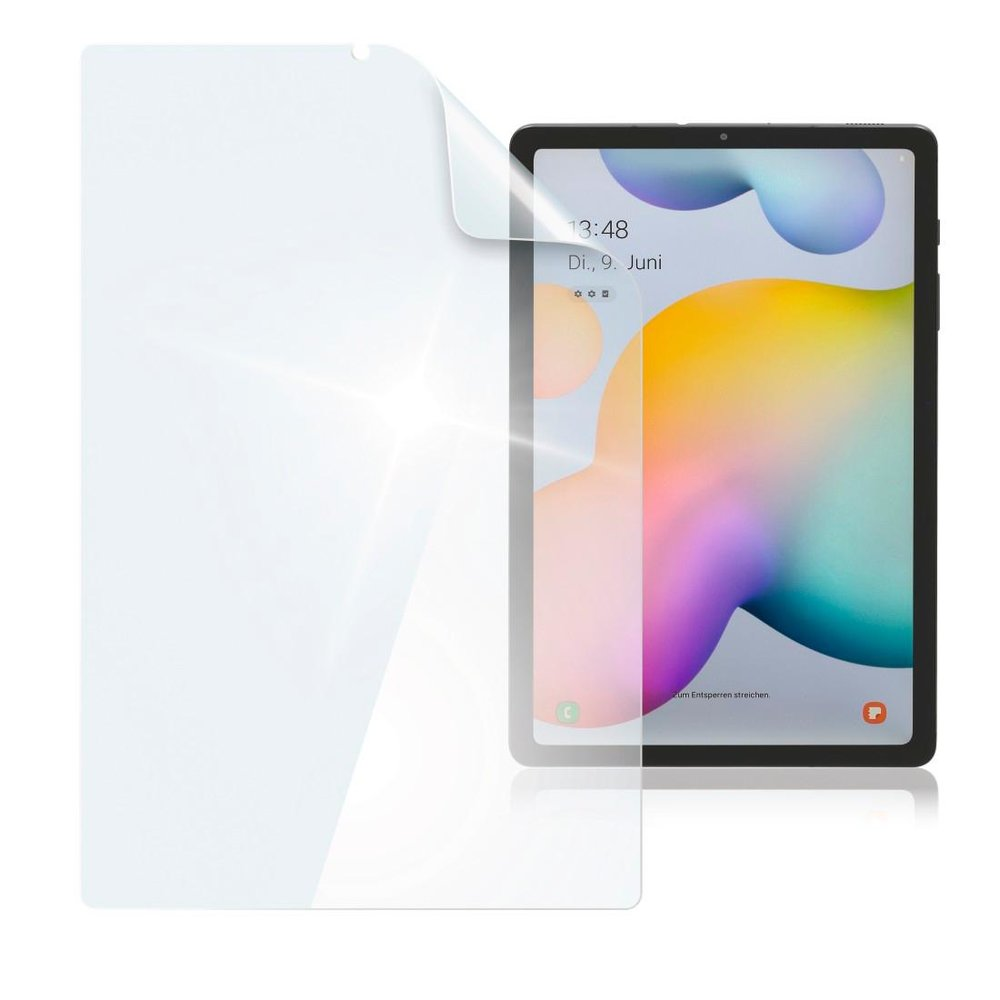 "Hama Displayschutzfolie ""Crystal Clear"" Samsung Galaxy Tab S7+ (12.4"") Transparent"