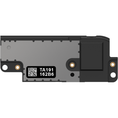 Fairphone FP3 Top Module Schwarz