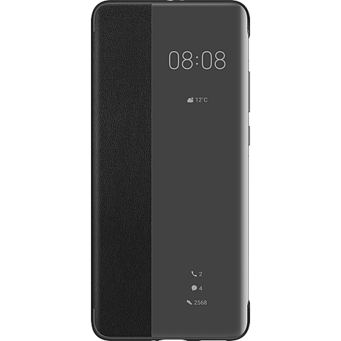 HUAWEI Smart View Flip Cover P40 Pro Schwarz
