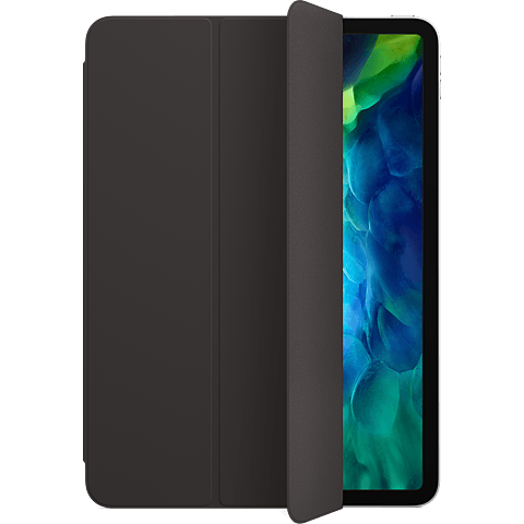 Apple Smart Folio 11 iPad Pro (3. Generation) Schwarz