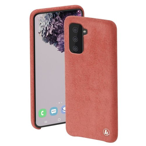 Hama Cover Finest Touch Samsung Galaxy S21+ (5G) Coral