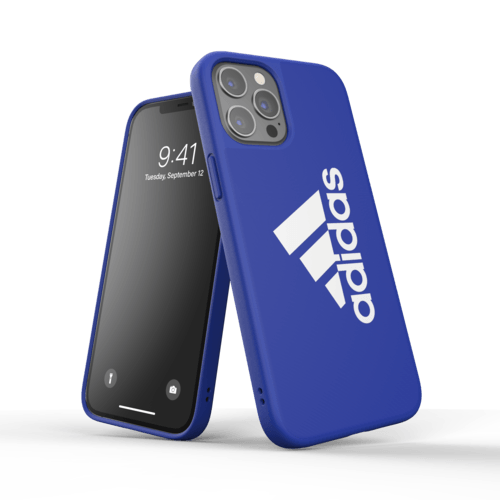 adidas Iconic Sports Case iPhone 12 Pro Max Blau