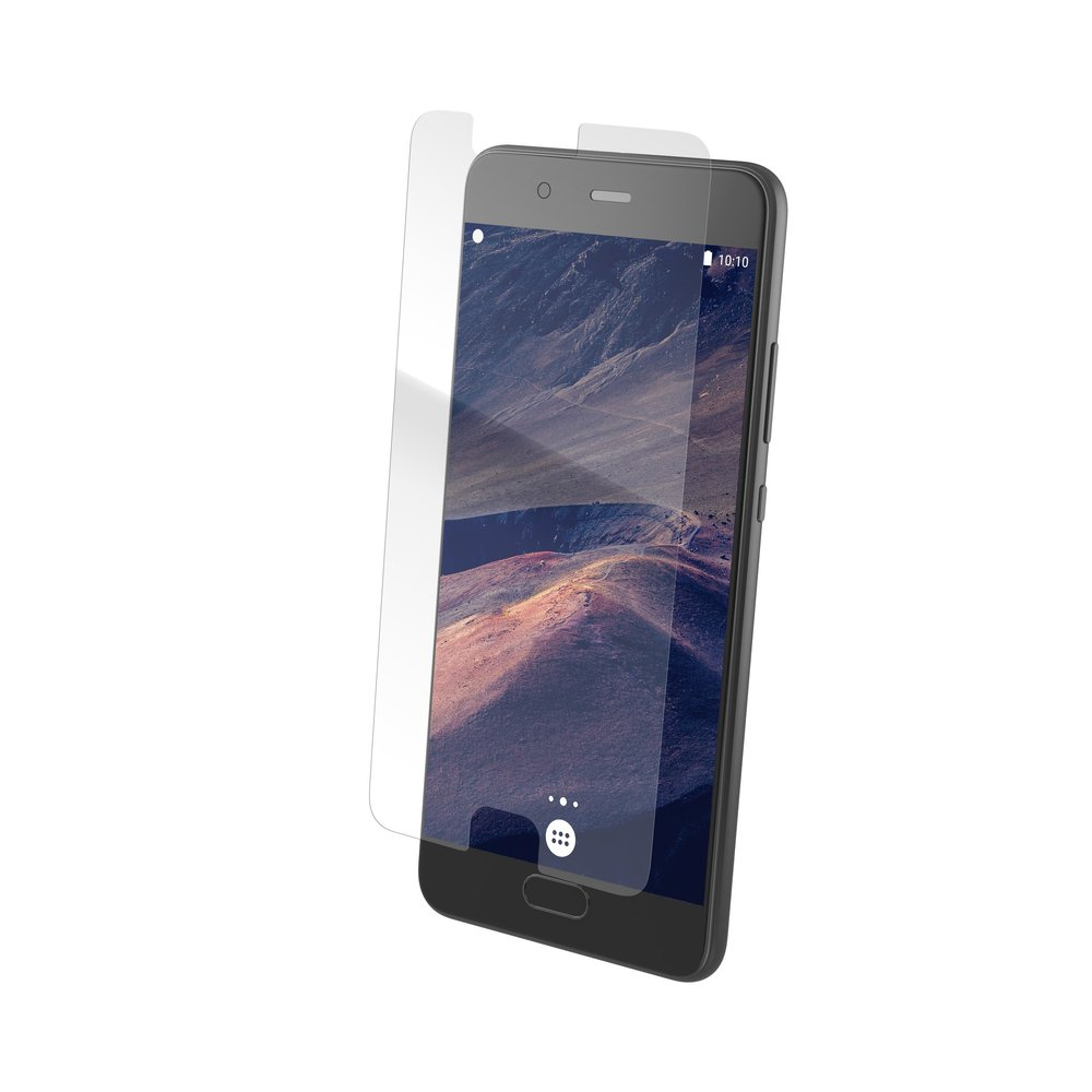 STRAX Glass Case-Fit P10 Plus Clear