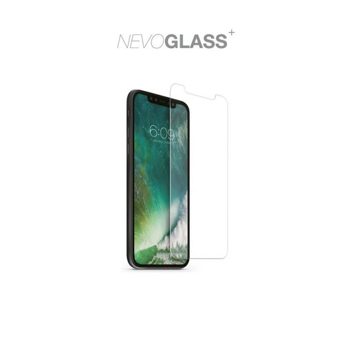 Nevox NEVOGLASS iPhone 12 mini (5.4) tempered Glass ohne EASY APP Transparent
