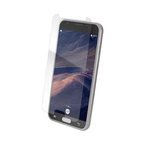 STRAX Glass Case-Fit Galaxy J3 (2017) EU Clear