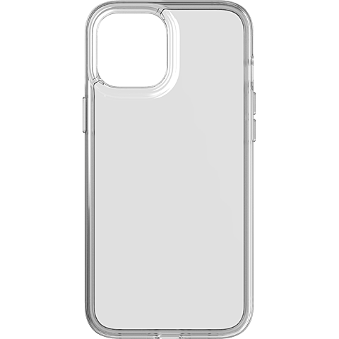 Tech21 Evo Clear Hülle Apple iPhone 12 Pro Max Transparent