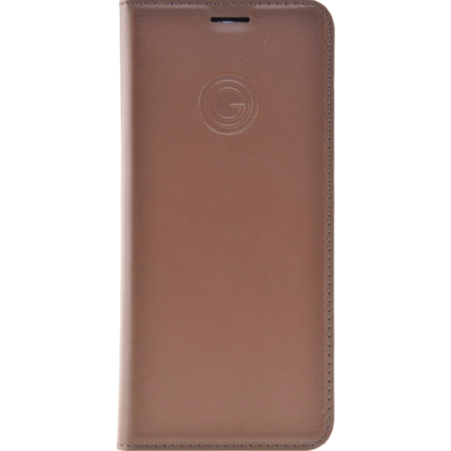 Mike Galeli Book Case MARC for Galaxy S8+ brown