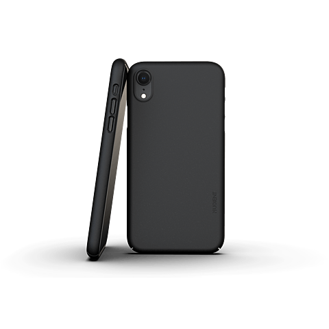 Nudient Slim Cover V3 Apple iPhone XR Schwarz