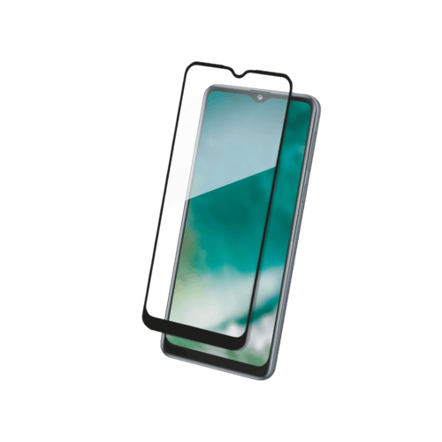 STRAX Tough Glass E2E Galaxy A02S Transparent