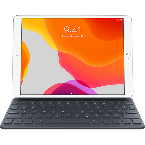 Apple Smart Keyboard iPad (7. Generation) Schwarz