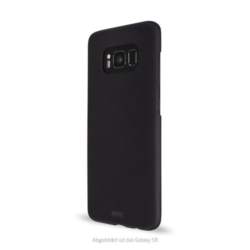 Artwizz Rubber Clip Samsung Galaxy Note 9 Schwarz