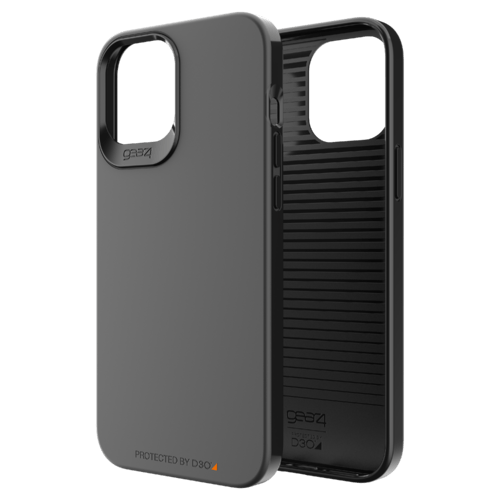 Gear4 Holborn Slim iPhone 12 Pro Max Schwarz