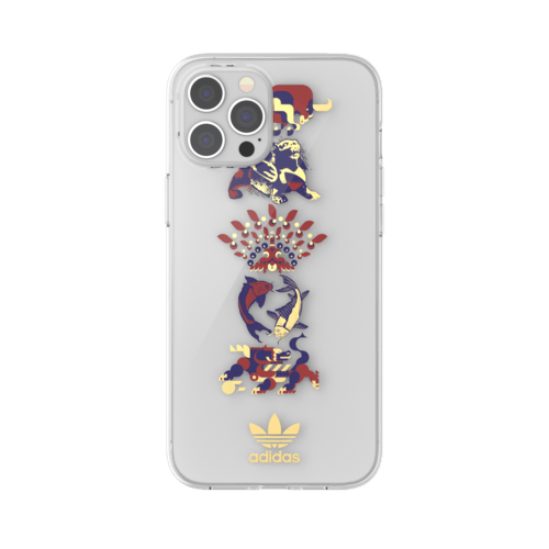 adidas Clear Case CNY iPhone 12 Pro Max Mehrfarbig