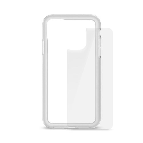 Artwizz Bumper + SecondBack iPhone 11 Transparent