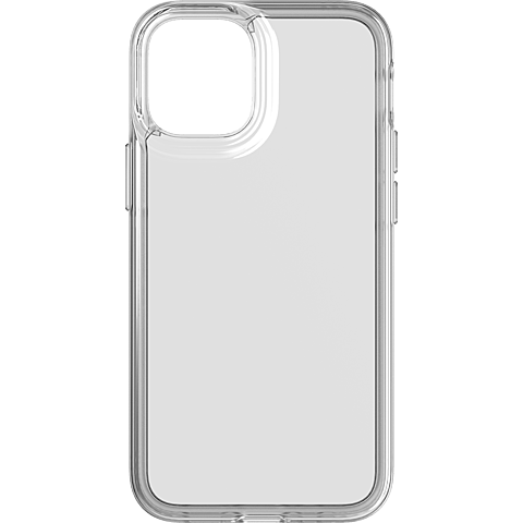 Tech21 Evo Clear Hülle Apple iPhone 12 Mini Transparent