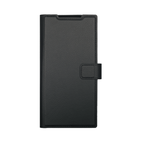 STRAX Slim Wallet Selection Anti Bac Galaxy Note 20+ Schwarz