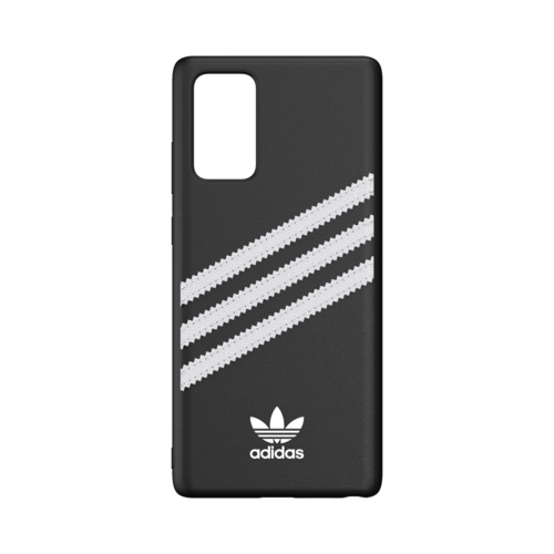 adidas Moulded Case PU Galaxy Note 20 Schwarz