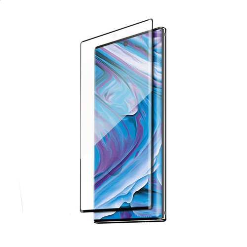 STRAX FS Glass EG FOD + Frame Galaxy Note 10 (6,3) Transparent