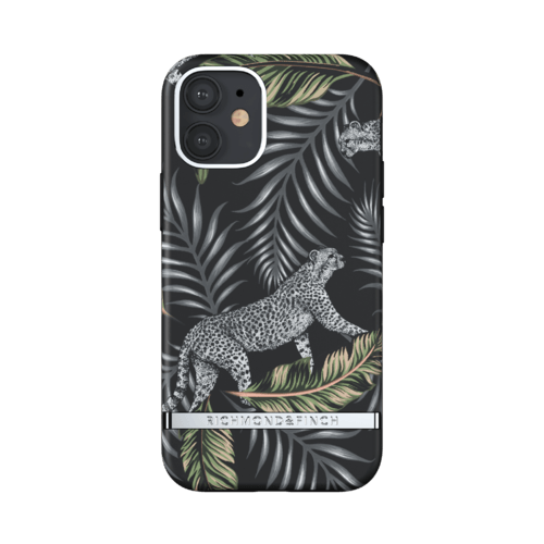 Richmond & Finch Silver Jungle iPhone 12 Mini iPhone 12 mini Silber