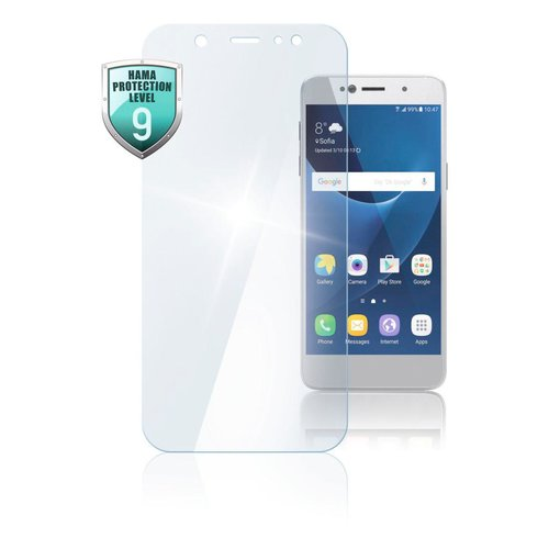 Hama Echtglas-Displayschutz Premium Crystal Glass Samsung Galaxy A90 5G Transparent
