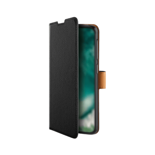 STRAX Slim Wallet Selection A72 Galaxy A72 Schwarz