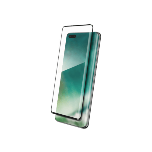 STRAX Tough Glass CF Flat P40 Pro Transparent