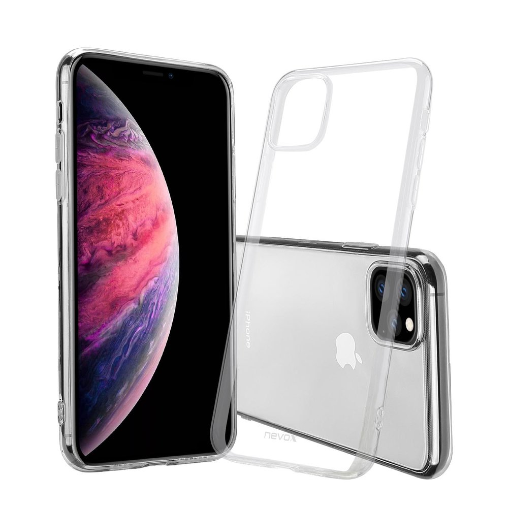Nevox StyleShell FlexSHOCK Apple iPhone 11 Pro Max Transparent