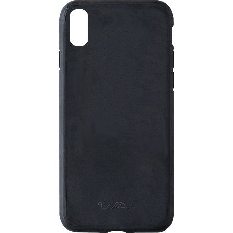 Wilma Eco Case Apple iPhone XR Schwarz