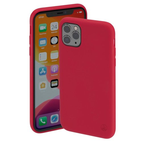 Hama Cover Finest Feel Apple iPhone 12 Pro Max Rot
