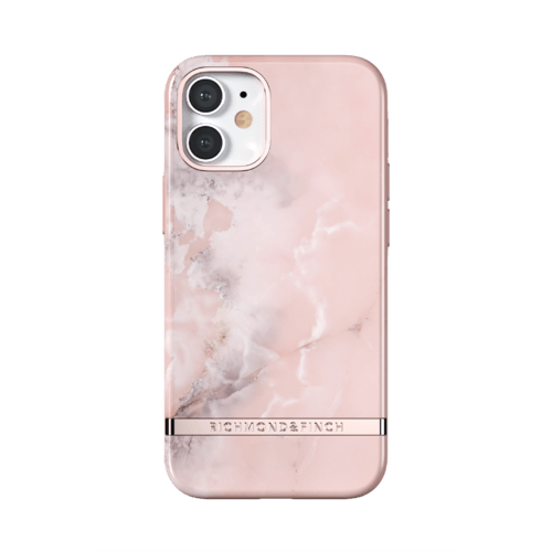 Richmond & Finch Pink Marble iPhone 12 mini iPhone 12 mini Pink