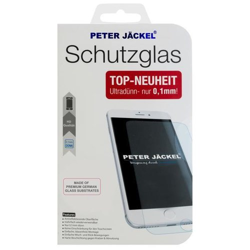 Peter Jäckel HD SCHOTT Glass 0,1 mm Samsung A405 Galaxy A40 Transparent