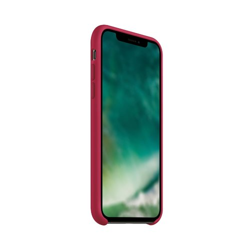 IPHONE X IN ROT