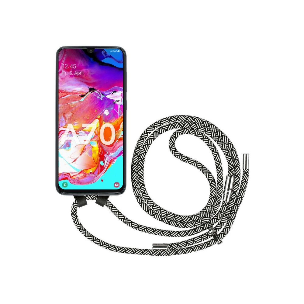 Artwizz HangOn Case Samsung Galaxy A70 Schwarz