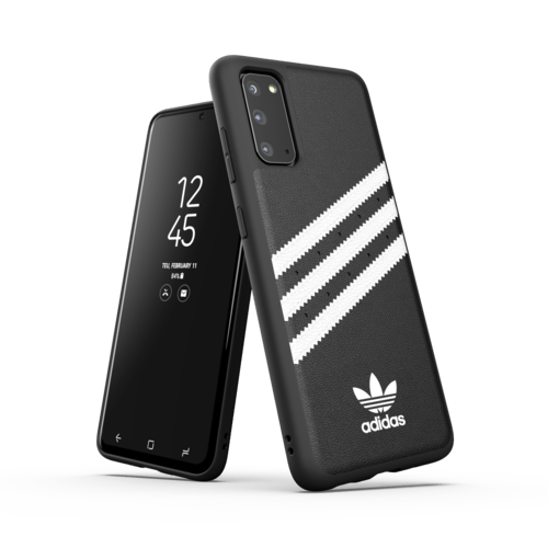 adidas Moulded case PU Galaxy S20 Schwarz