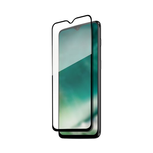 STRAX Tough Glass CF curved OnePlus 7 Transparent