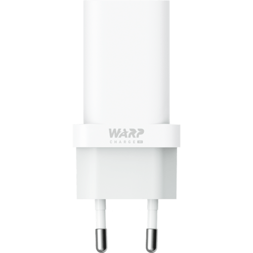 OnePlus Warp Charge 30 Power Adapter (EU) Weiß