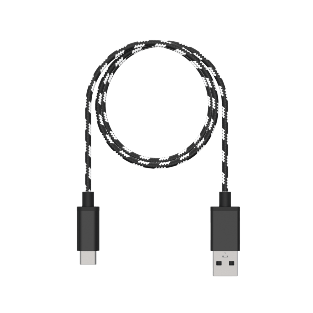 Fairphone FP3 USB Cable Schwarz