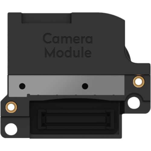 Fairphone FP3 Camera Module Schwarz