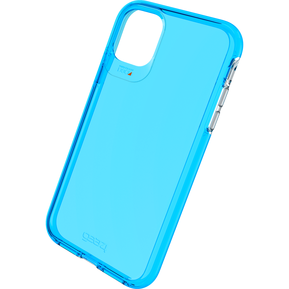 Gear4 gear4 Crystal Palace Case Apple iPhone 11 Blau