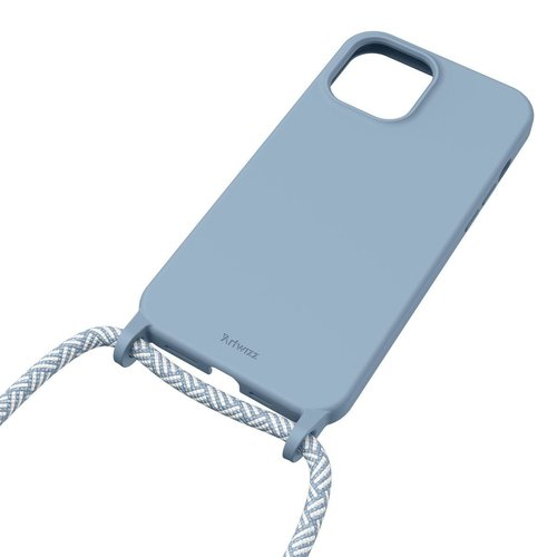 Artwizz HangOn Case iPhone 12 Pro Max Hellblau